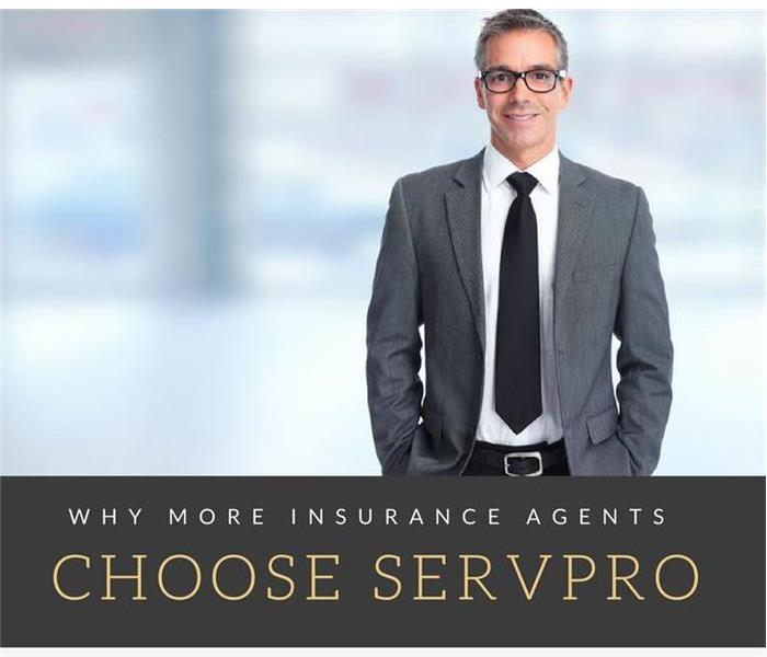 Commercial Insurance and SERVPRO
